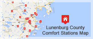 comfort stations map